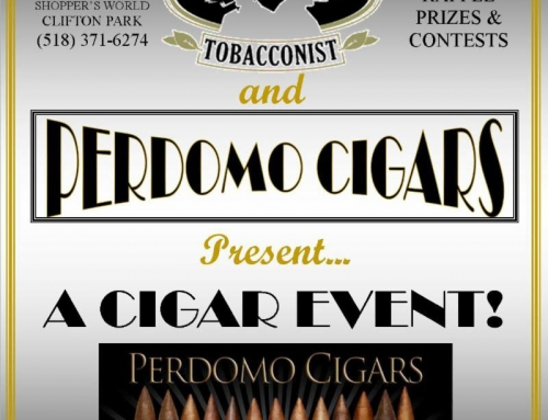 PERDOMO CIGAR EVENT! FRIDAY, SEPT 21st