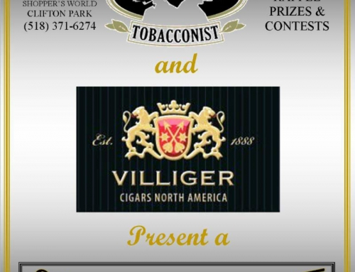VILLIGER CIGAR EVENT FRIDAY OCTOBER 5th